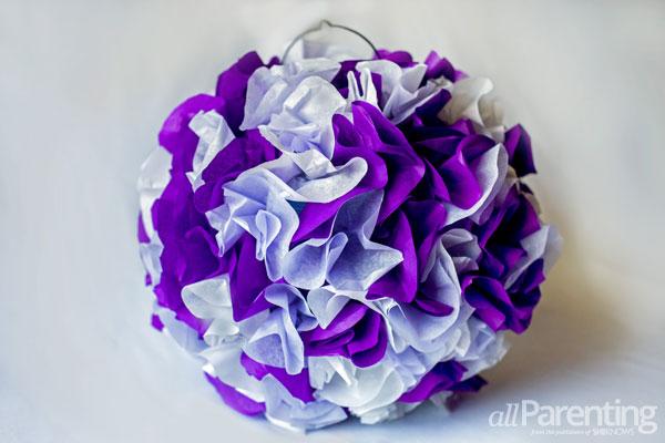 allParenting Paper lantern blossom