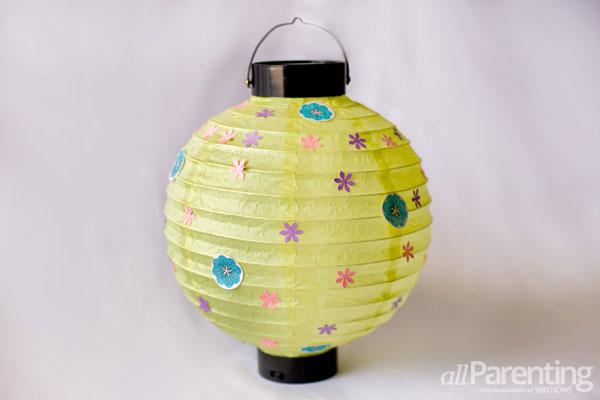 allParenting Embellished paper lantern