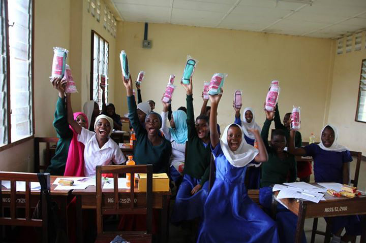 This underwear is period proof — and helps girls in Africa
