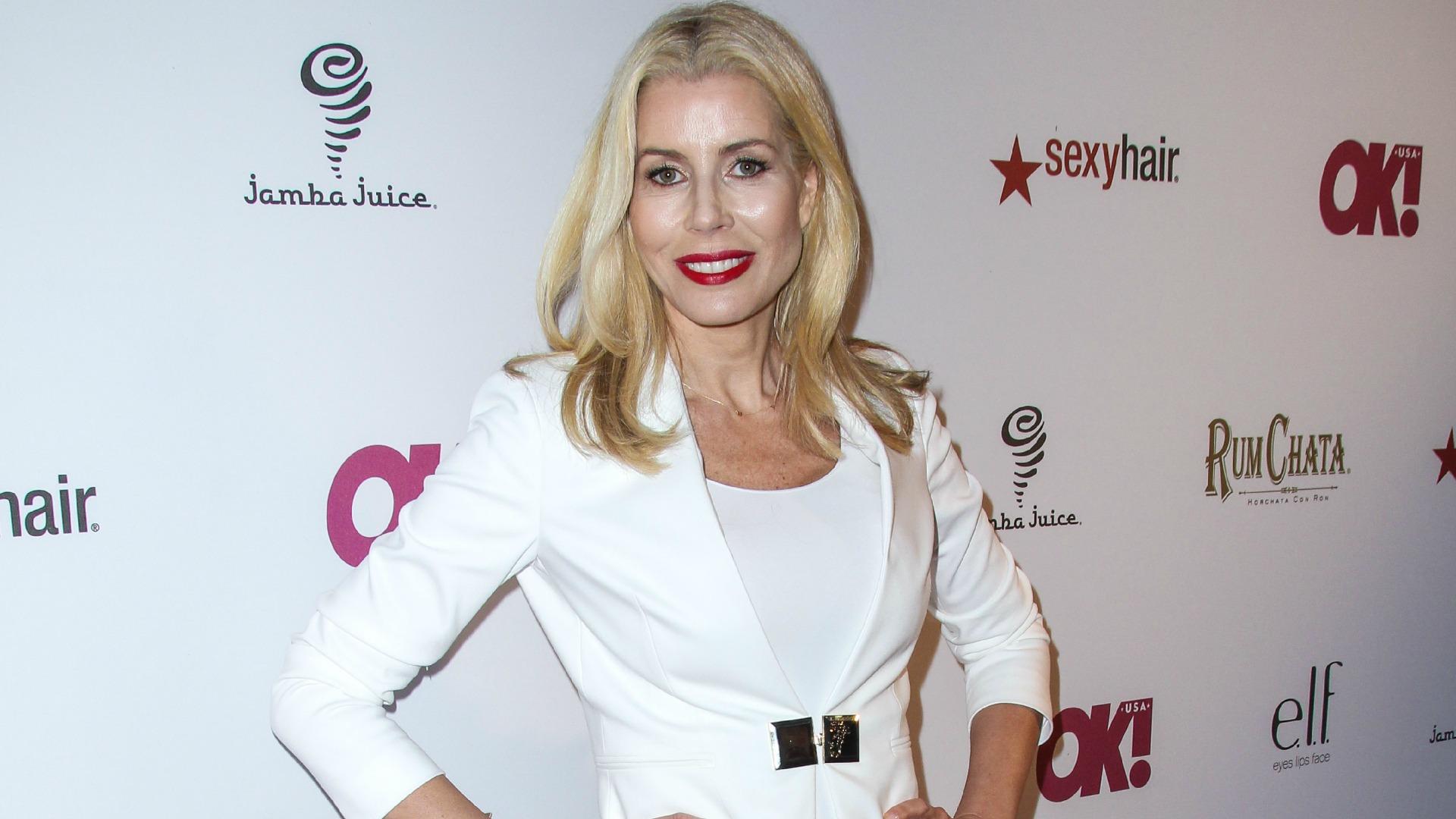 Aviva Drescher hurls more than just insults: Star throws fake leg at housewives