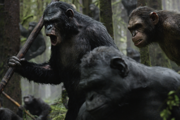 10 Reasons you have to see Dawn of the Planet of the Apes