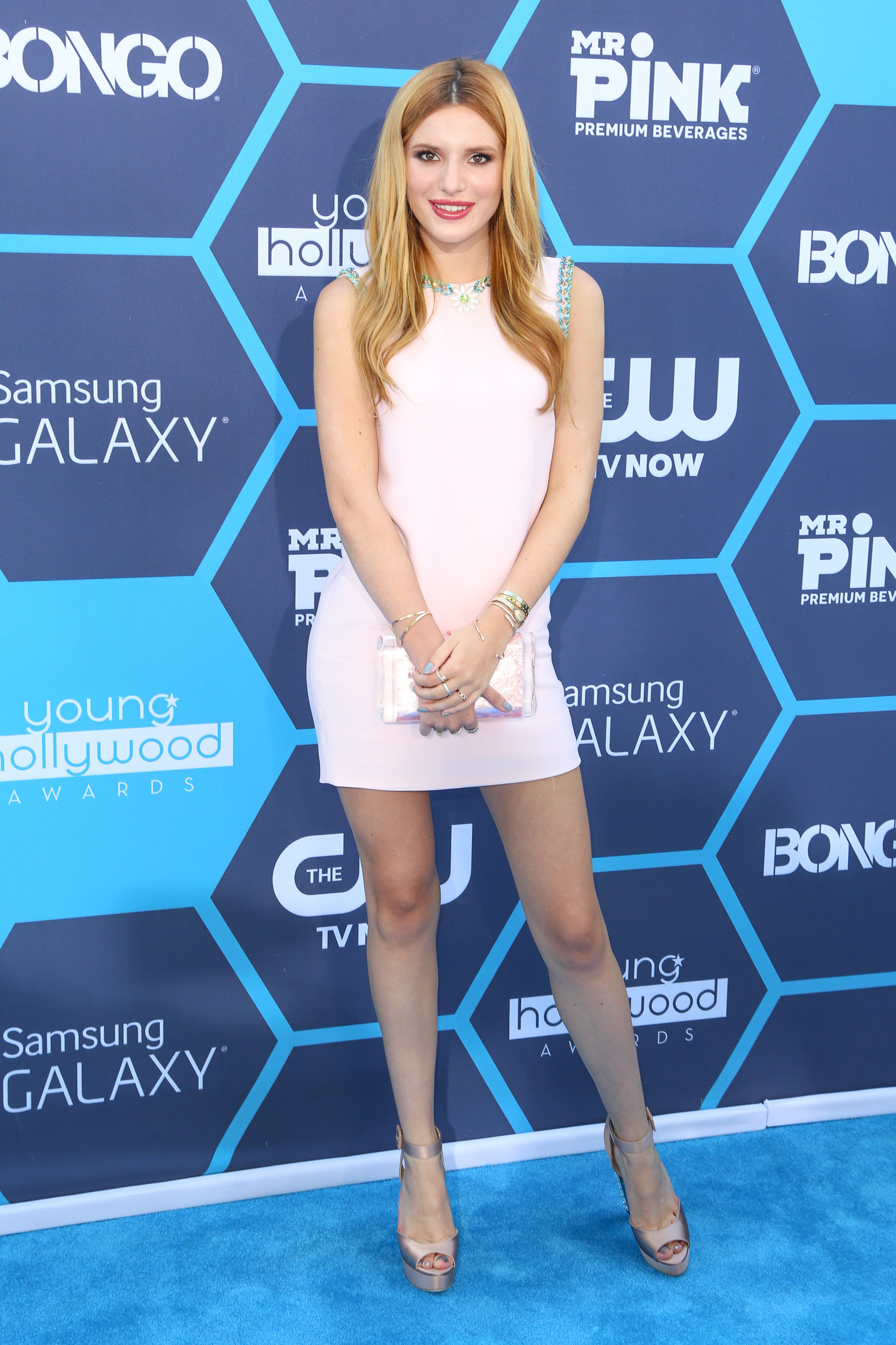 Weekly outfit obsessions: Emmy Rossum and Bella Thorne totally nail it
