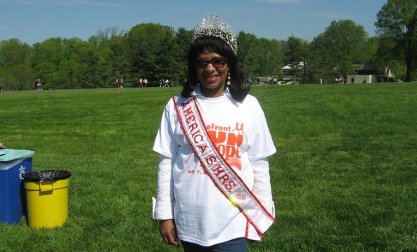 Mrs. New Jersey Evelyn McCleod