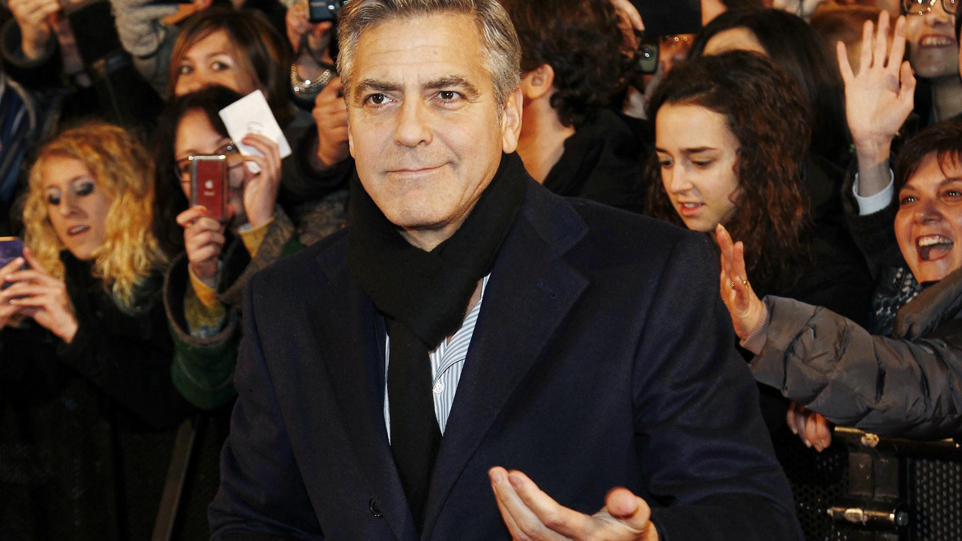 George Clooney responds to Daily Mail article, says it's completely fabricated