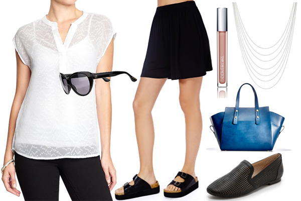 Get the look: Jennifer Morrison's minimalist work style