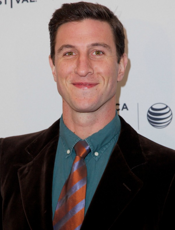 Pablo Schreiber: Oh, what a difference a mustache makes