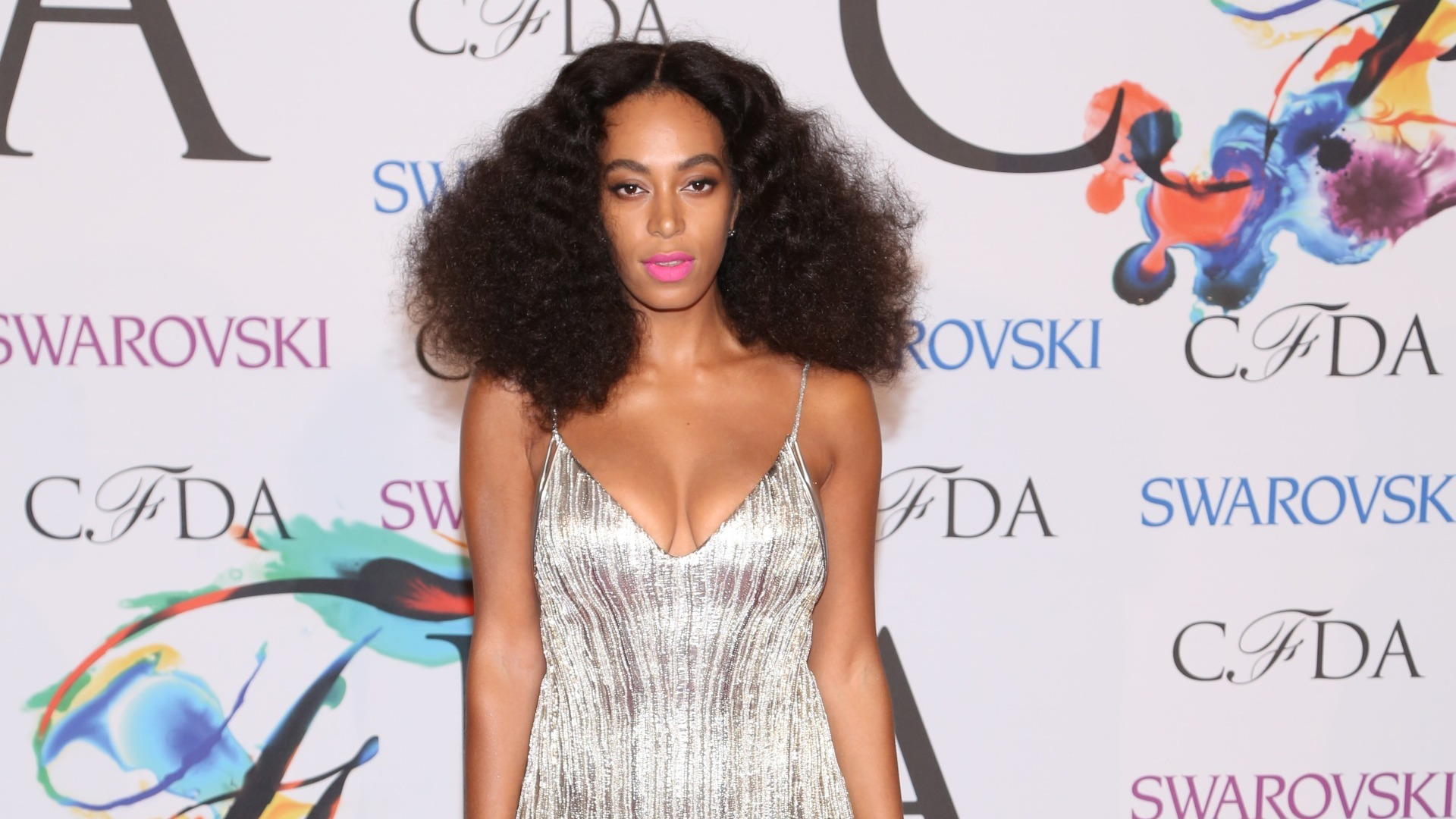 Solange Knowles sort of speaks out on the infamous elevator scuffle