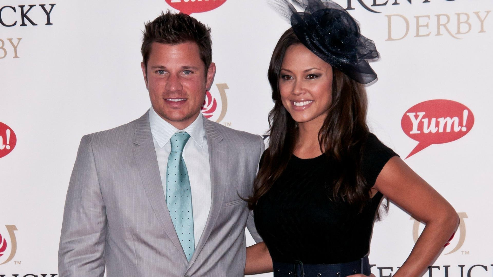 Vanessa and Nick Lachey head for round two of parenthood
