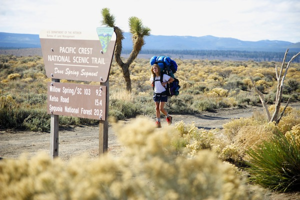 Reese walks 1,000 miles to ditch her dude in Wild. But, will it work?