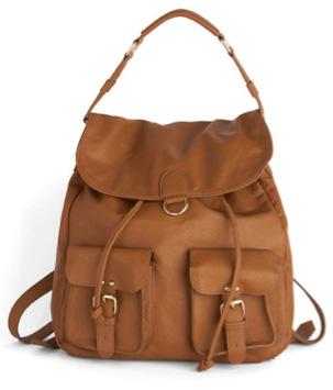 Welcome Backpack (modcloth.com, $68)