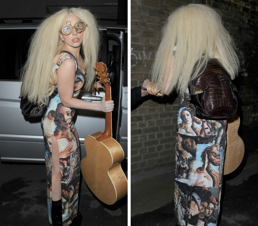 If Mother Monster herself Lady Gaga can make a backpack look high fashion, you know it's worth trying.