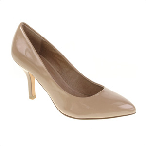 Chinese Laundry Area Nude Pump (chineselaundry.com, $45.)
