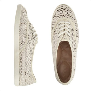 Reef Dew Kist Shoe in Cream (shop.reef.com, $54)