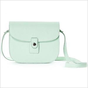 Donatienne Emme Mint Handbag (donatiennehandbags.com, $298)
