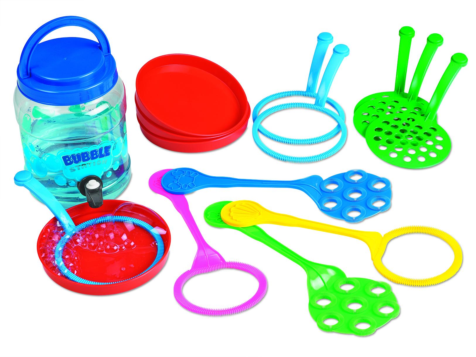 Lakeshore bubble kit