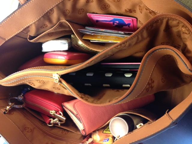 Coreen Kremer's purse | Sheknows.com