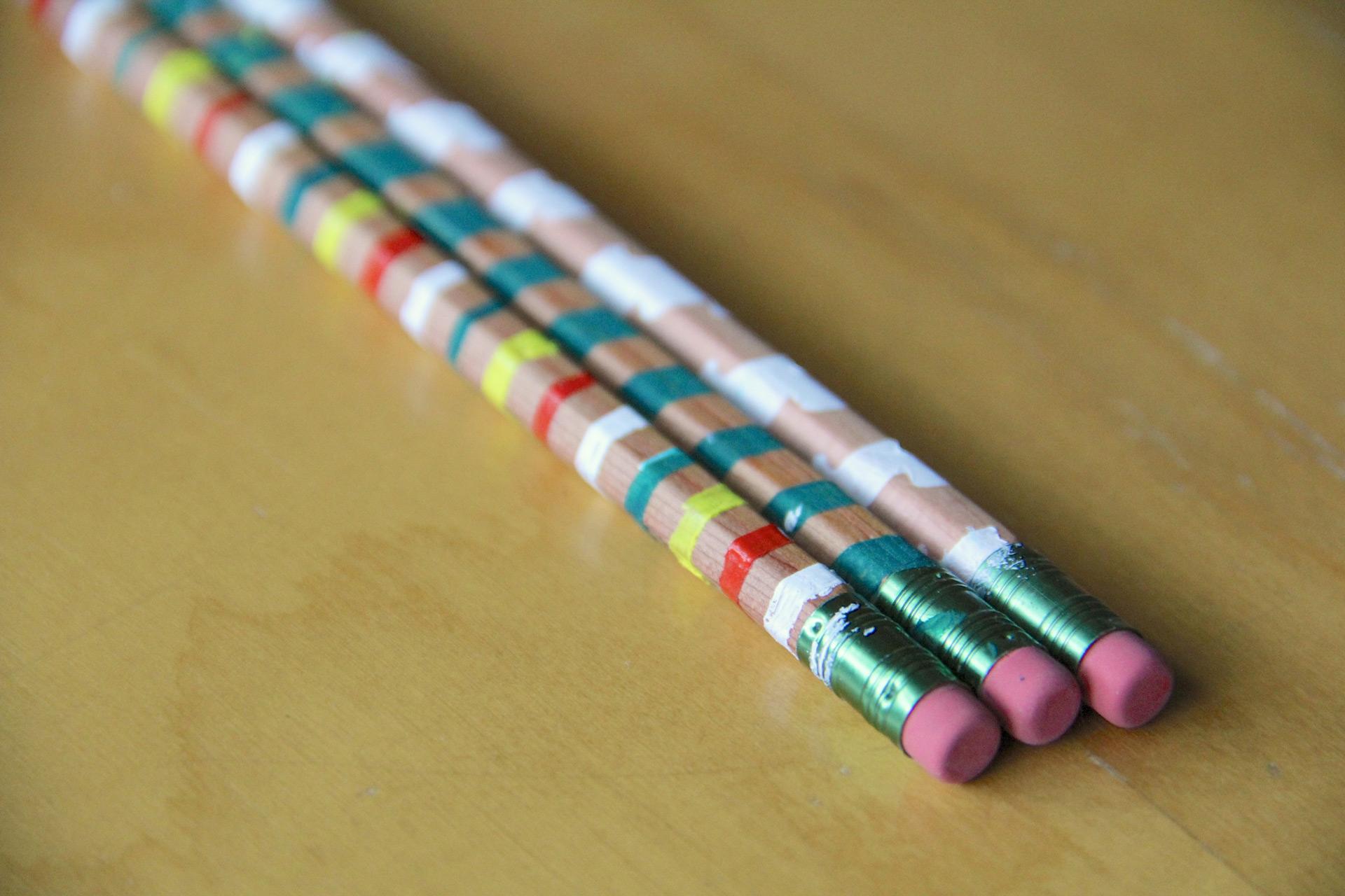 Decorated pencil | Sheknows.com