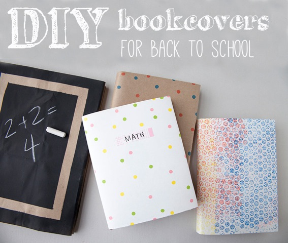 Creative Book Covers For Kids ~ Crafts your kids can do while you re freaking out about