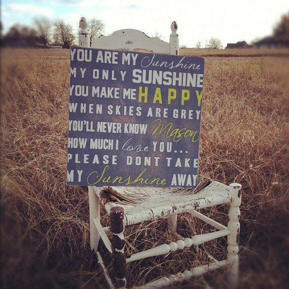You Are My Sunshine | PregnancyAndBaby.com