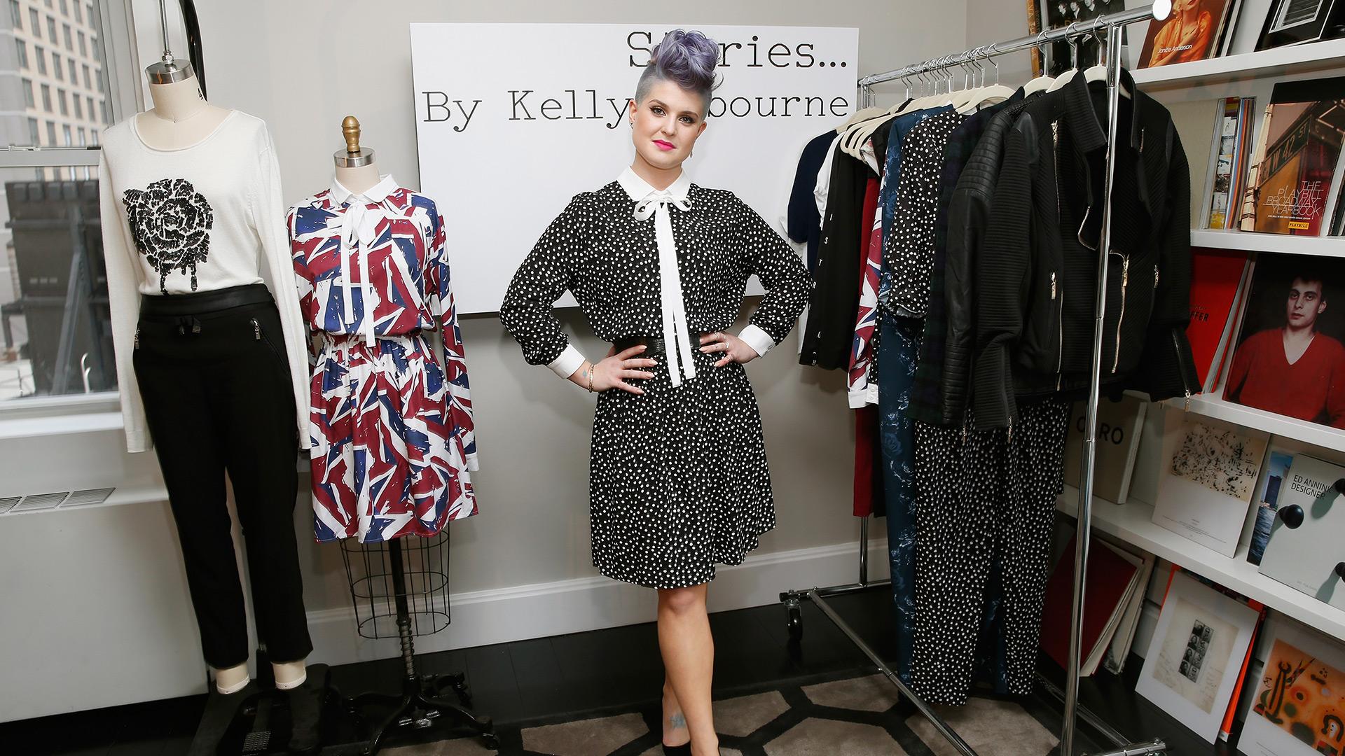 Kelly Osbourne's new fashion line fits all sizes