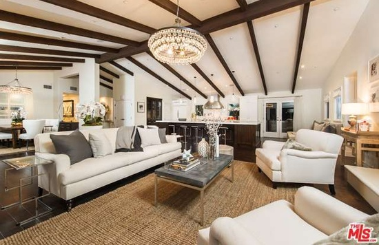 Mila Kunis lists her LA home