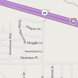Muggle map