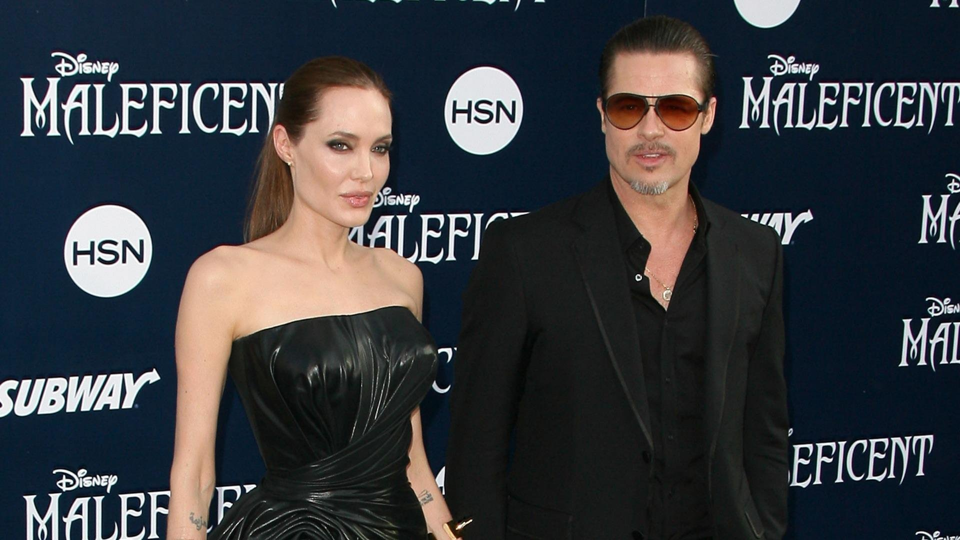 Power couple Brad Pitt and Angelina Jolie marry surrounded by friends and family