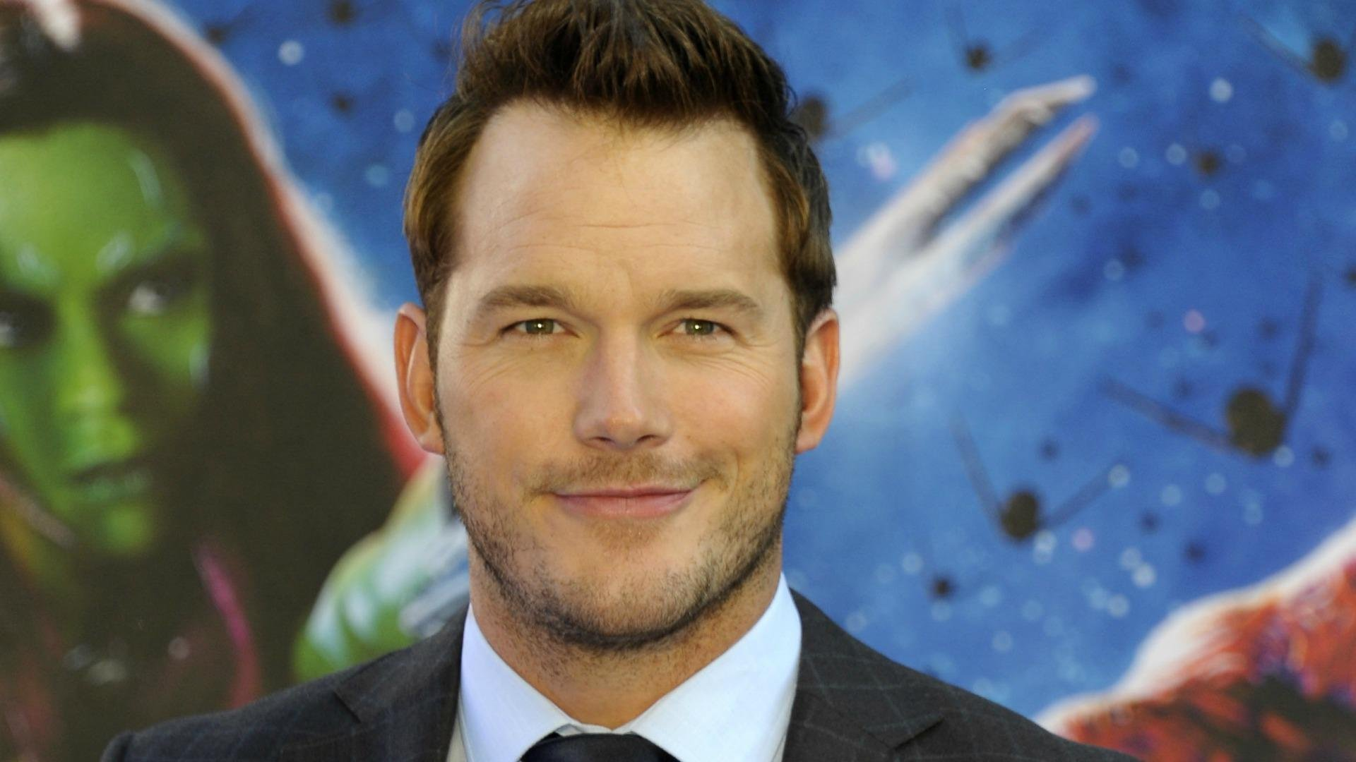 Chris Pratt Son Chris ...