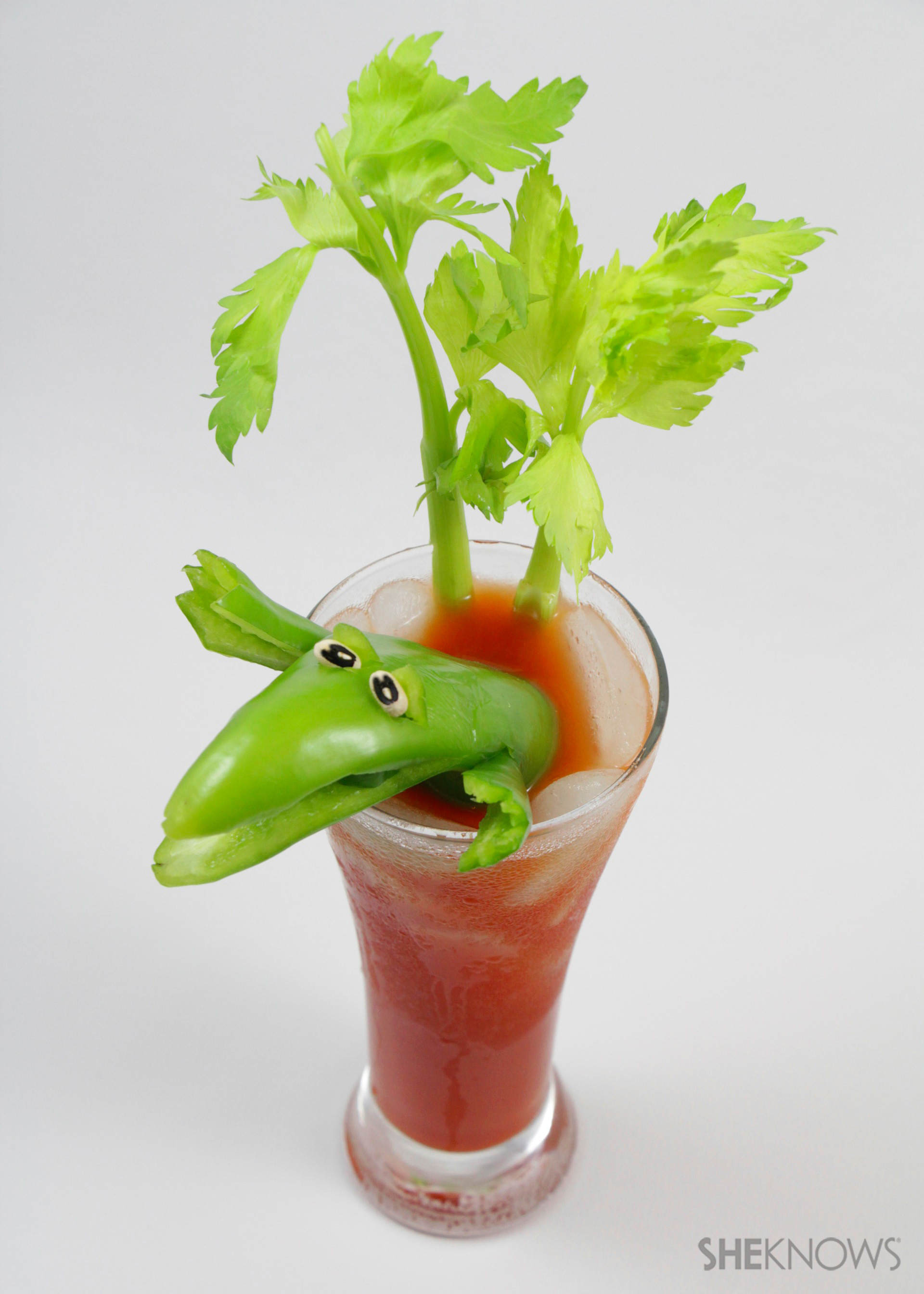 Crocodile cocktail critters