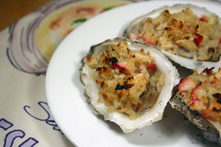 Stop saying you don't like oysters... You've never tried them like this before