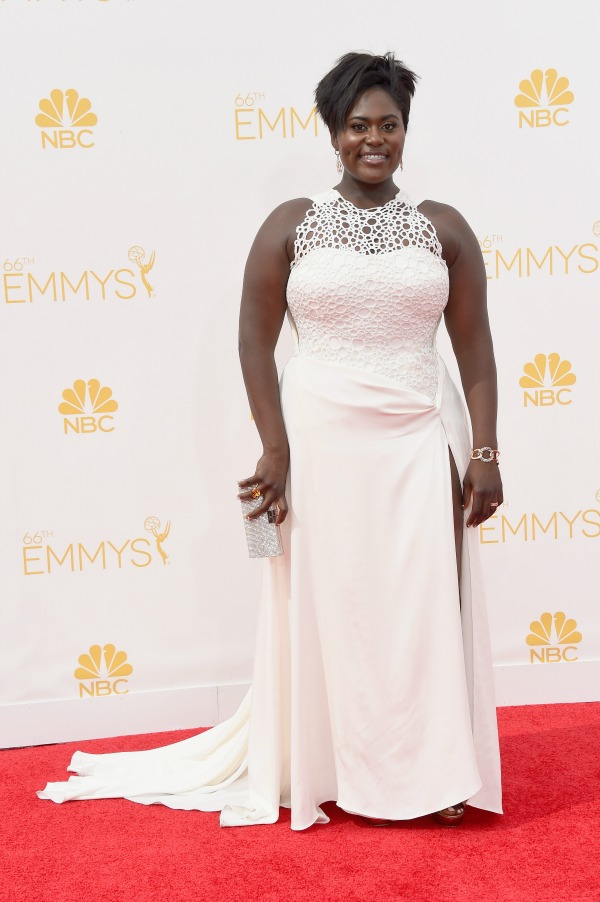 Danielle Brooks at the Emmys
