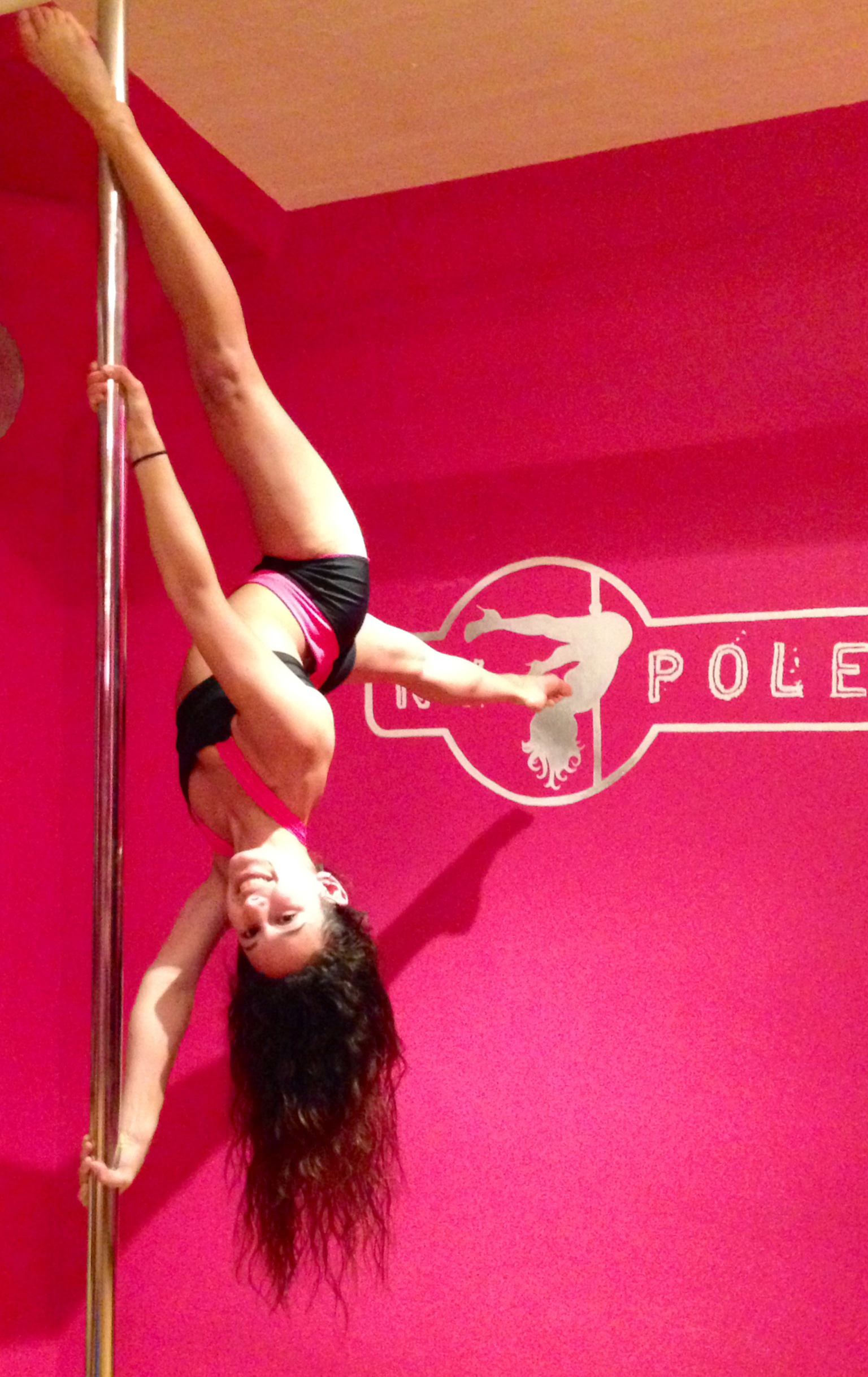 Pole dancing: The new body image revolution