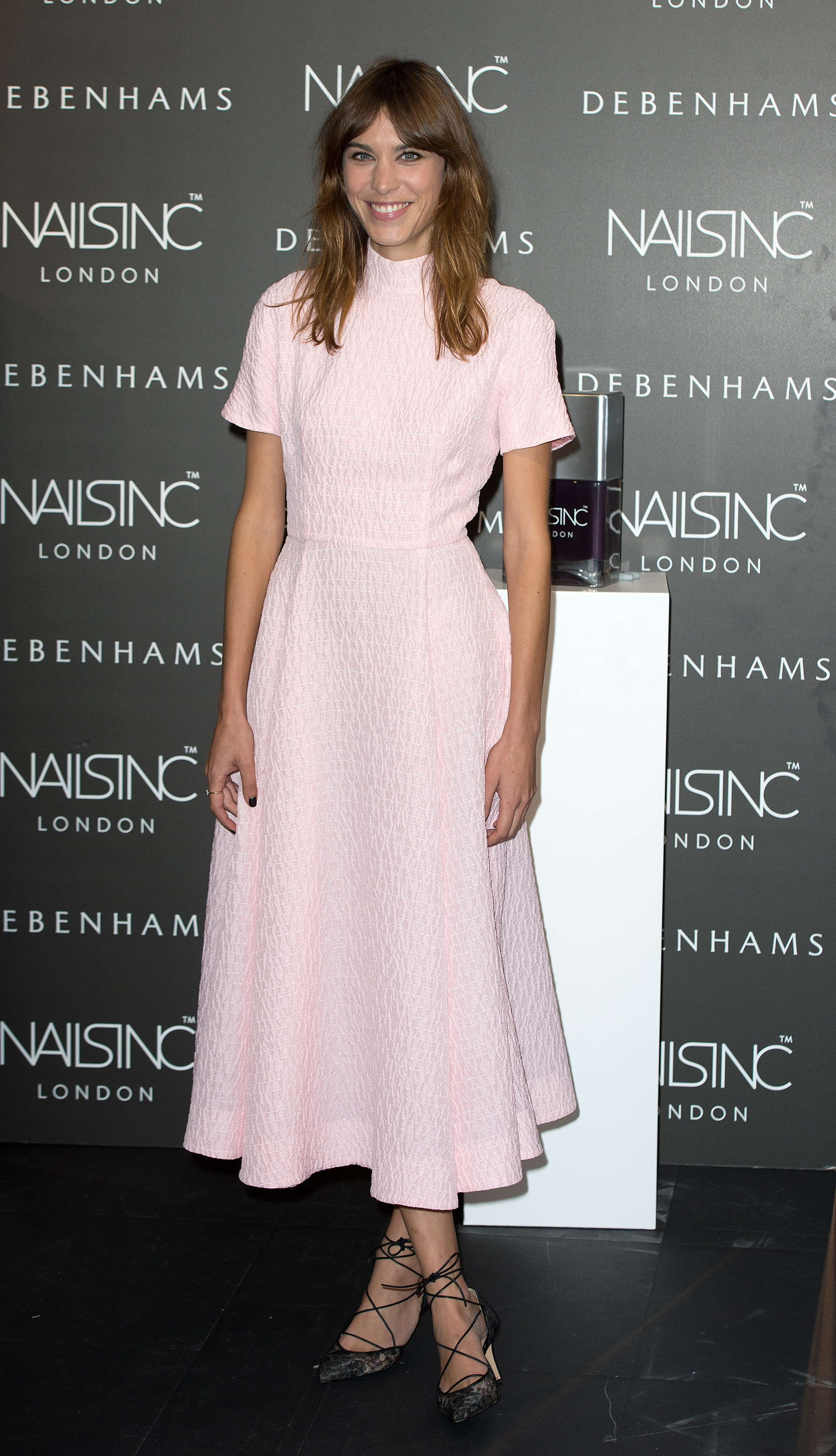 Weekly outfit obsessions: Taylor Schilling and Alexa Chung try menswear