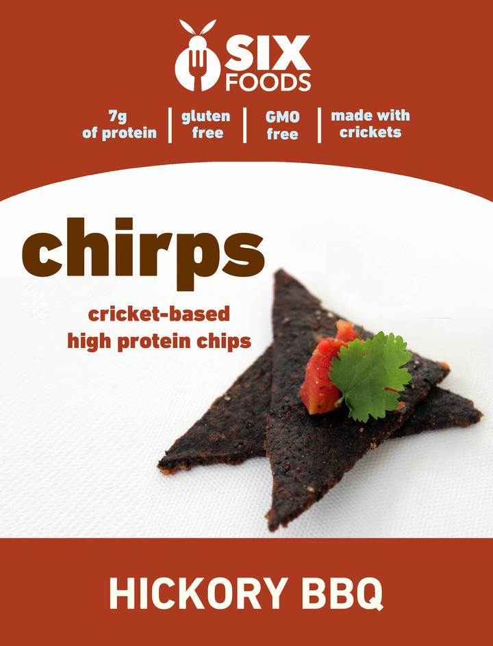 Cricket flour is making its way into health food because... why?