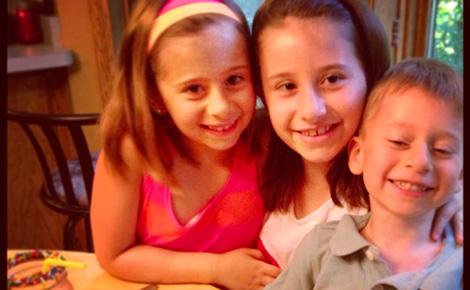 Galit Breen's kids