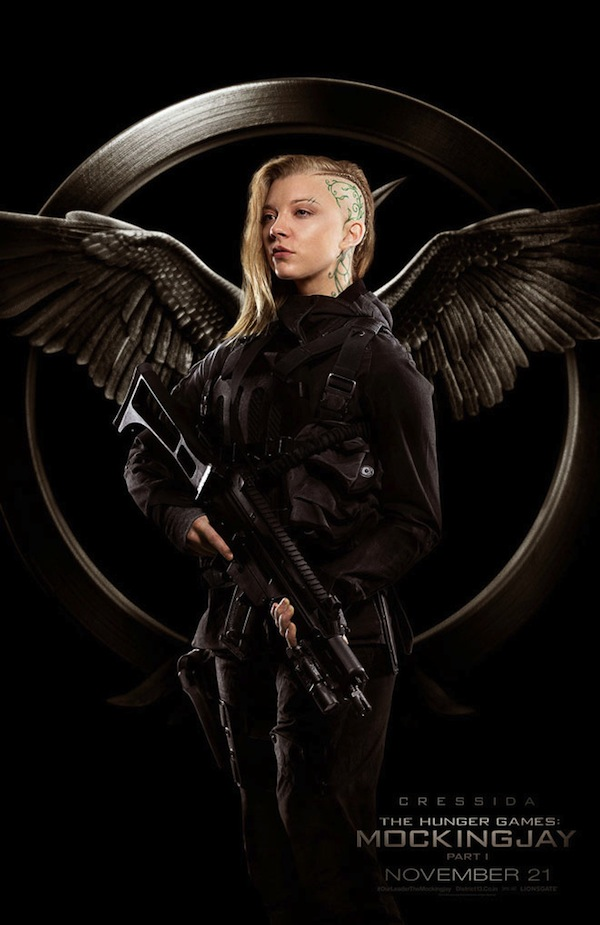 This Game of Thrones-er is turning rebel in Mockingjay?