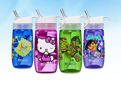Brita recalled water bottles