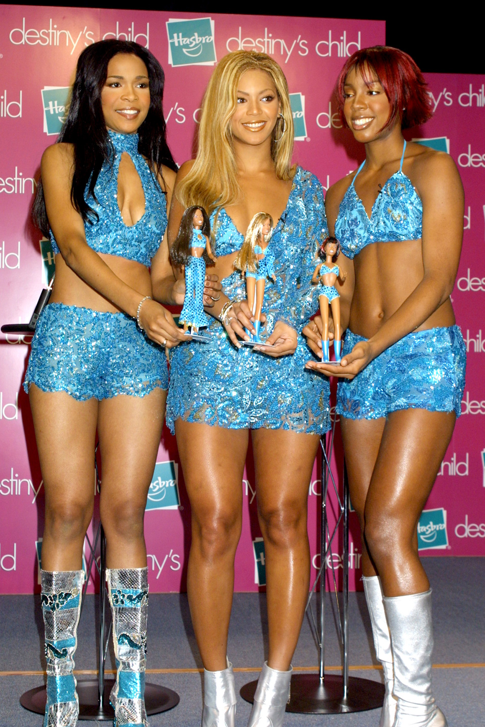 Remember these iconic Destiny's Child outfits?