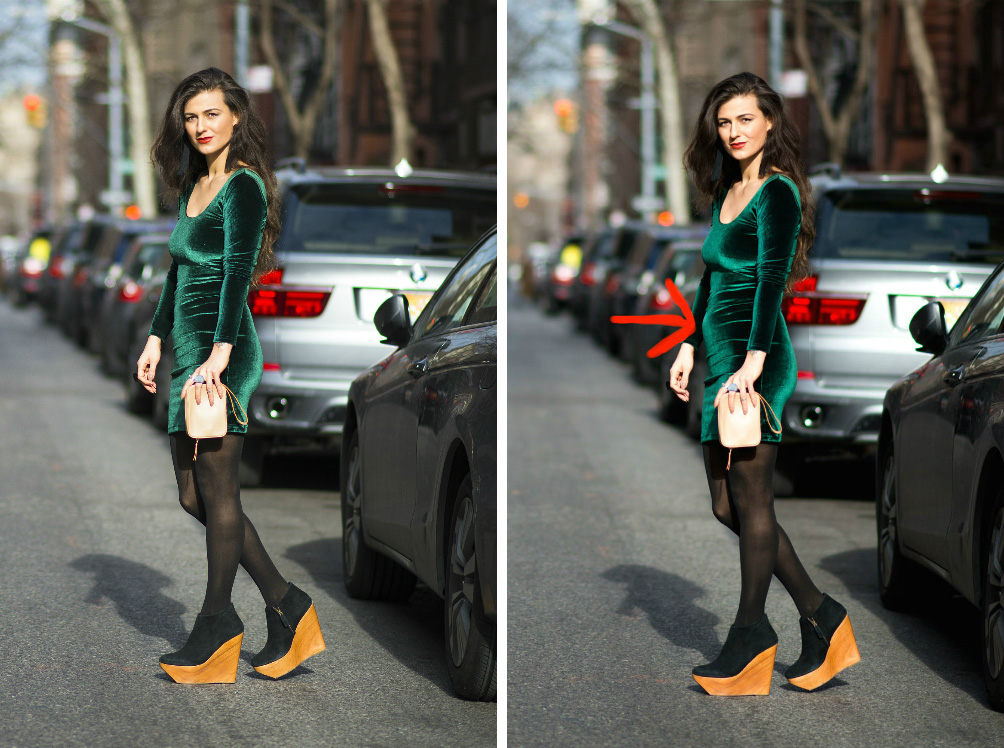 Dana Suchow: Fashion blogger posts 5 unedited photos she wishes she didn't Photoshop