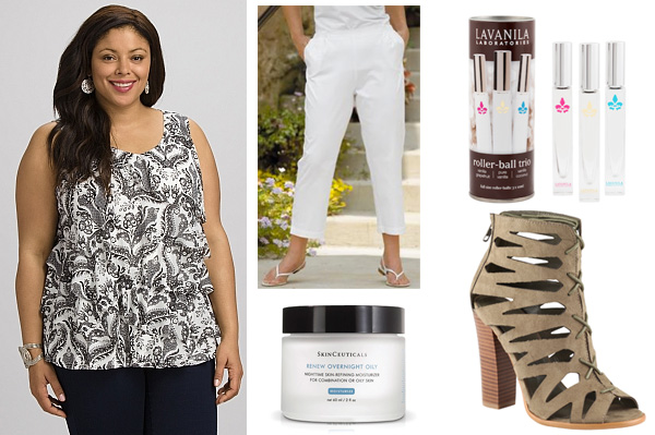 Get the look: Octavia Spencer's cute work style