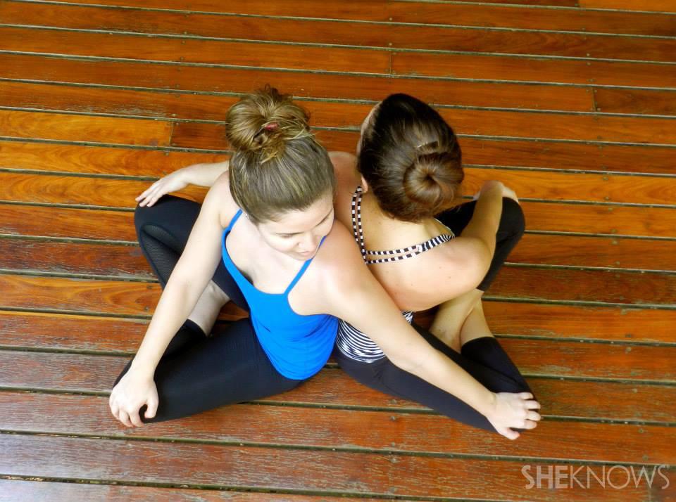 The correlation between practicing yoga and increased self-esteem