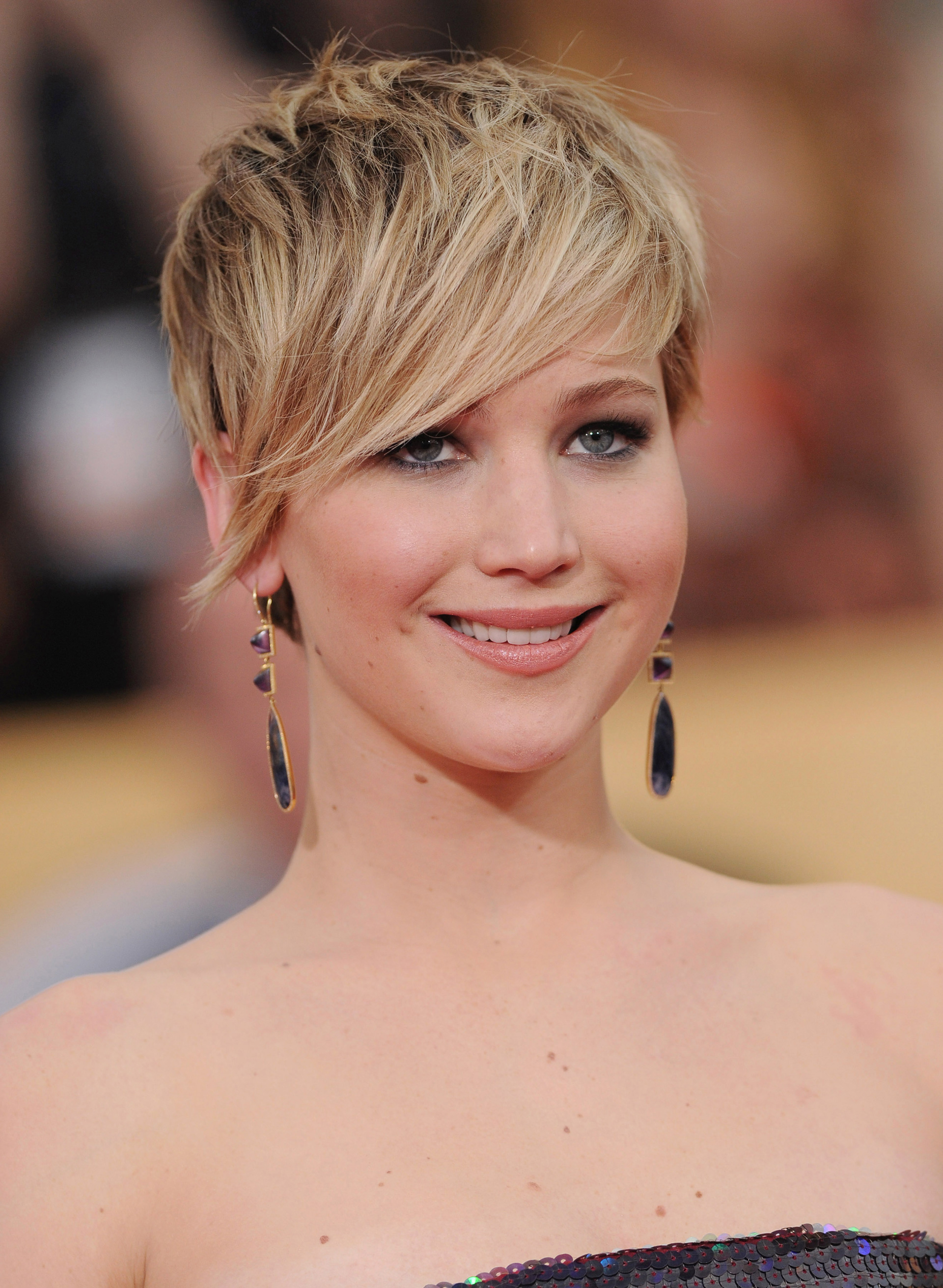 The right pixie cut for your face shape