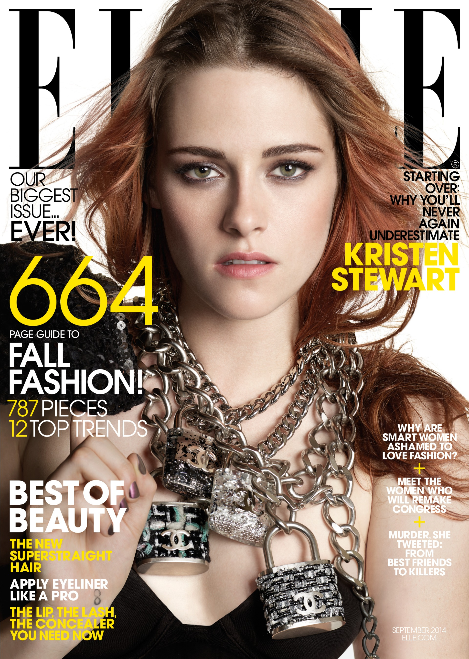 Kristen Stewart dishes on fame, the paparazzi and a bag of chips