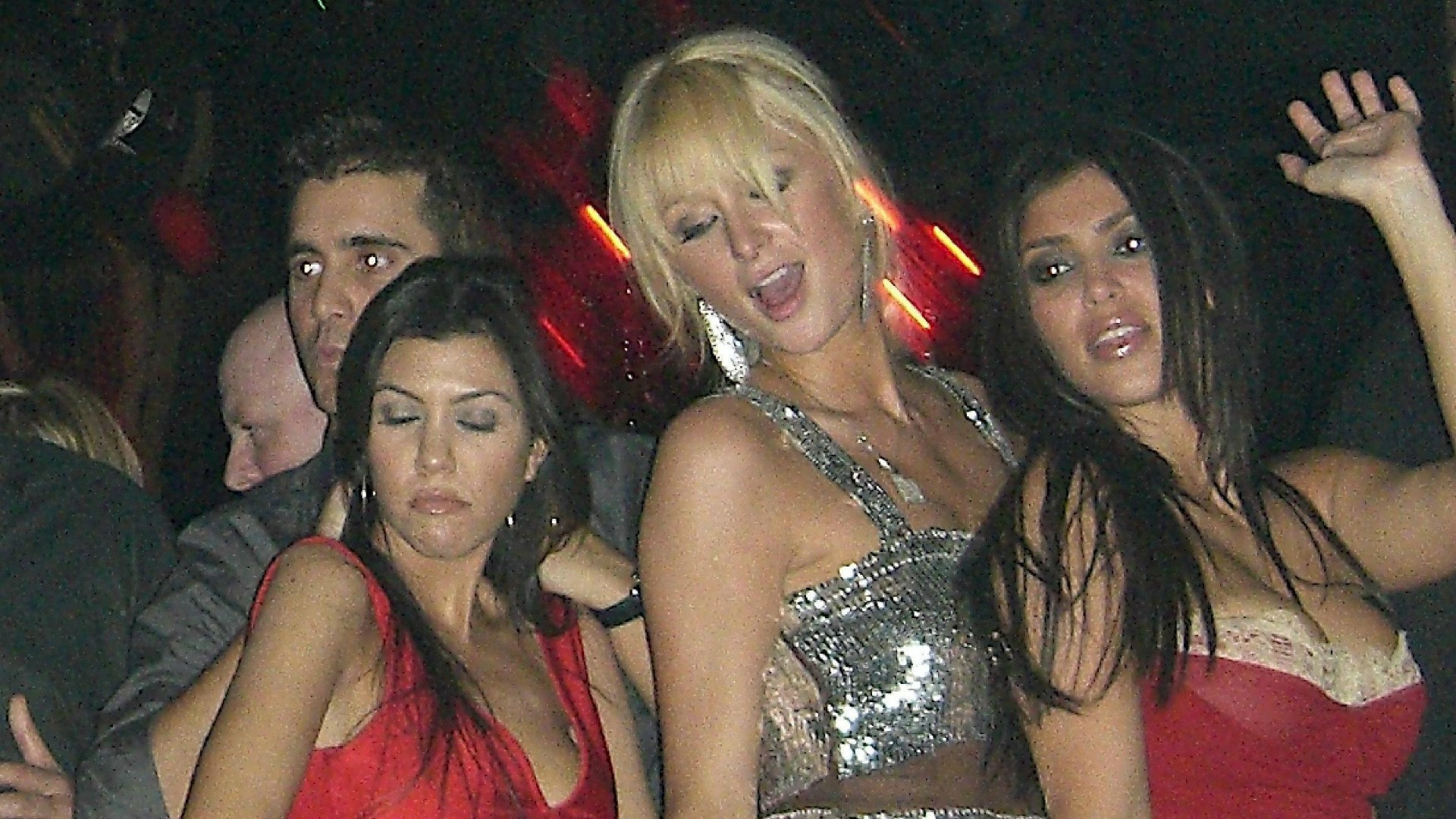 Paris Hilton and Kim K put the forever back in their friendship