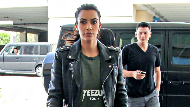 Kim Kardashian finally makes it legal with Kanye West