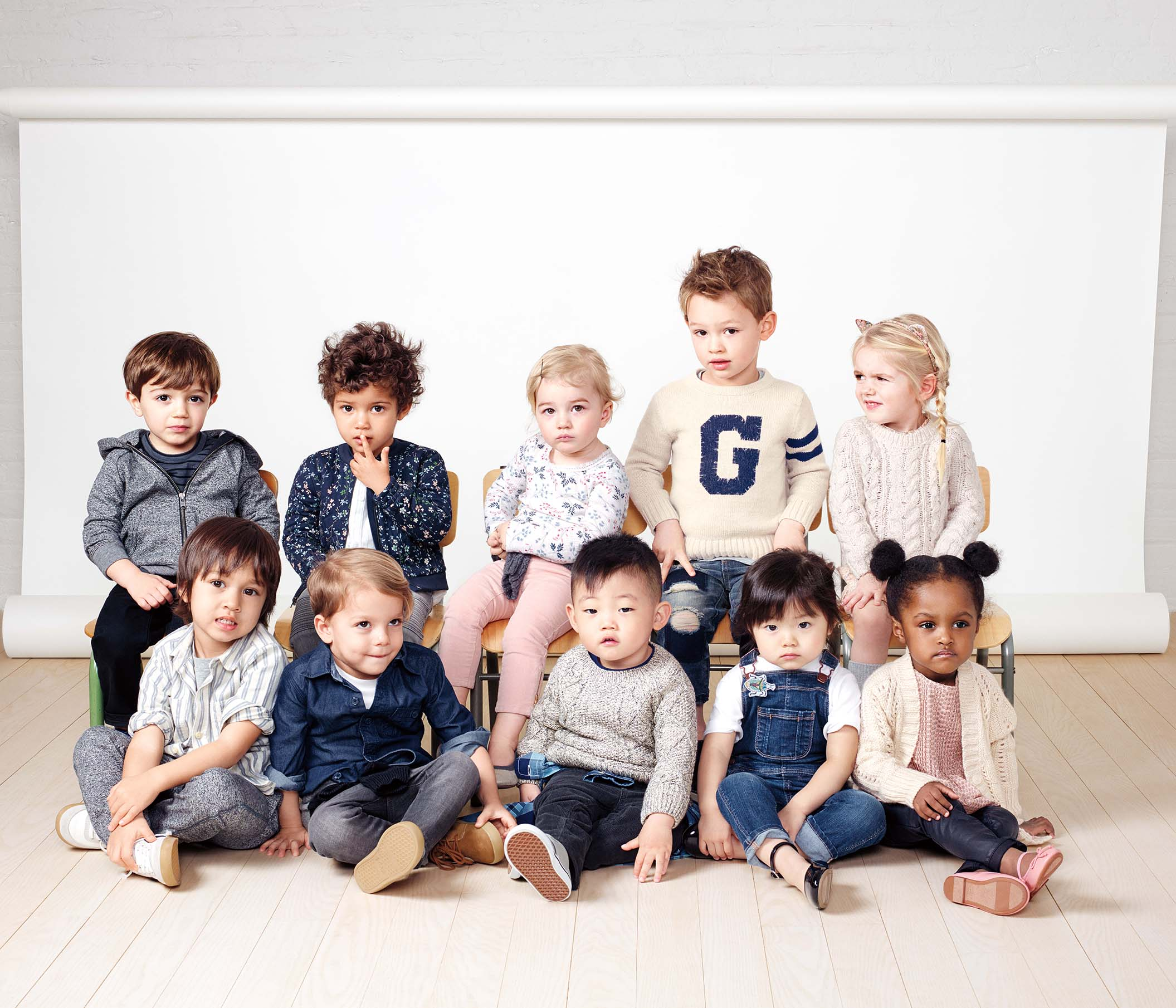 GapKidsClass of 2014 casting call