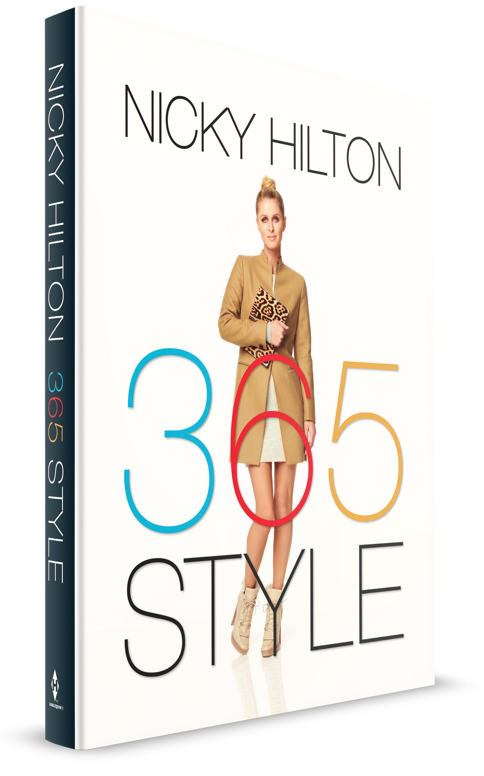 Nicky Hilton: 365 Style