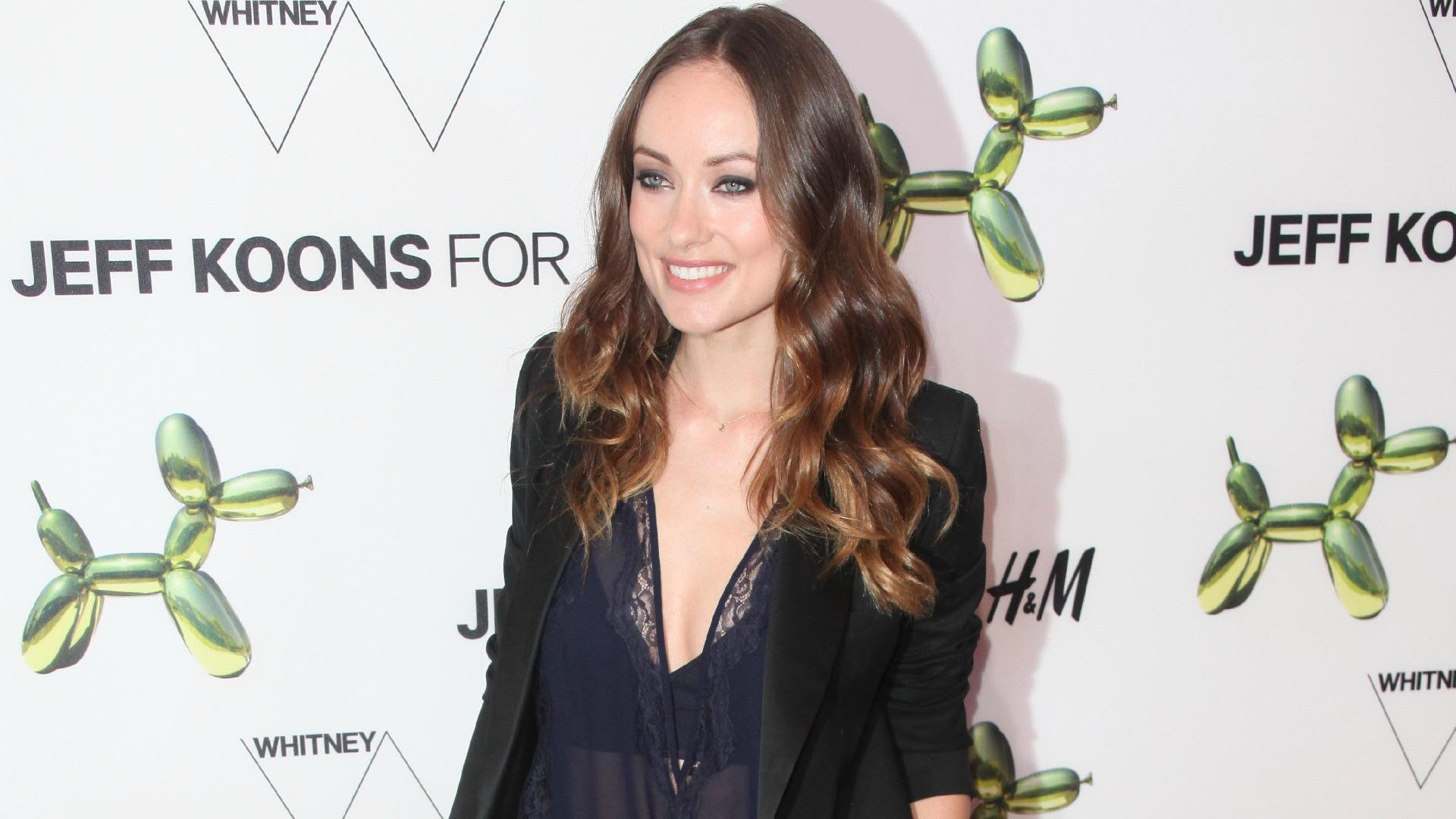 Olivia Wilde goes topless for one special guy — read why