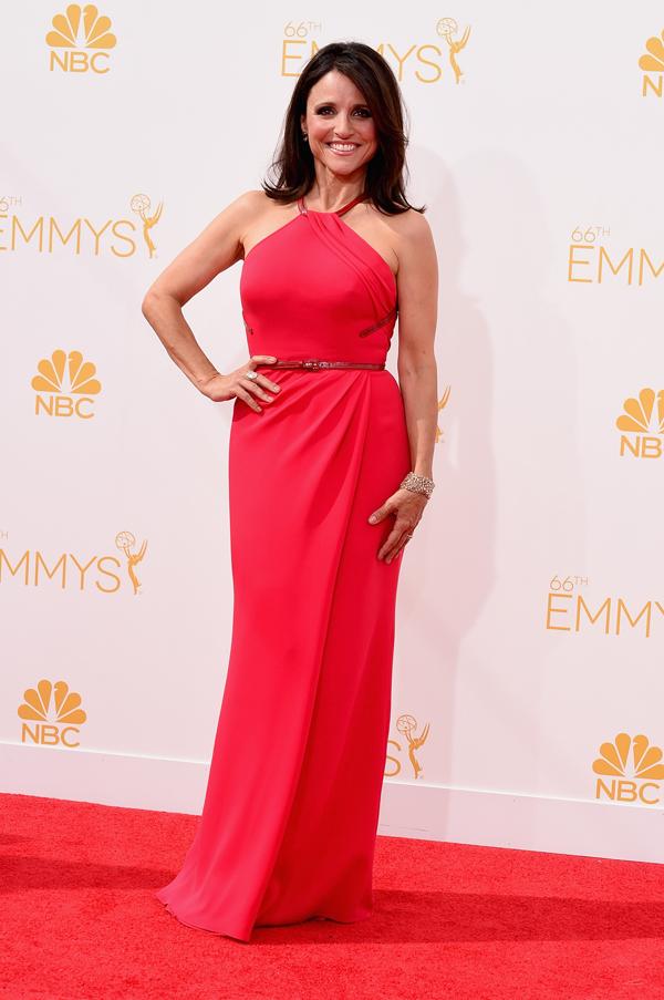 Julia Louis-Dreyfus 2014 Emmys