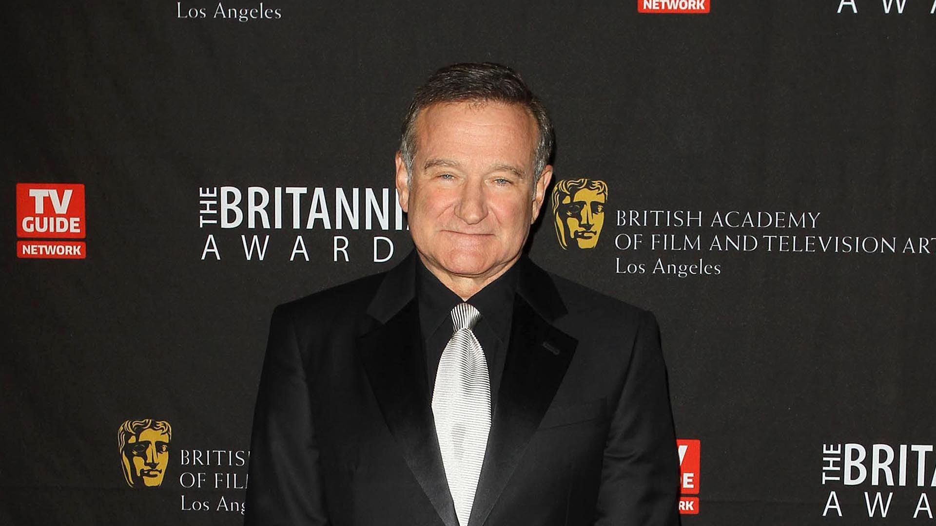 Comedian and actor Robin Williams found dead in his home